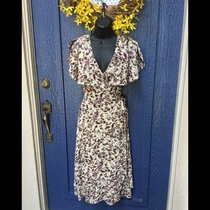 Ten Sixty Sherman Wrap Dress 🌿D3
